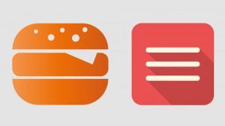 3 line menu icon
