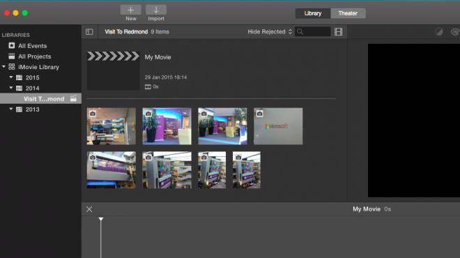 Guide To iMovie Galaxy
