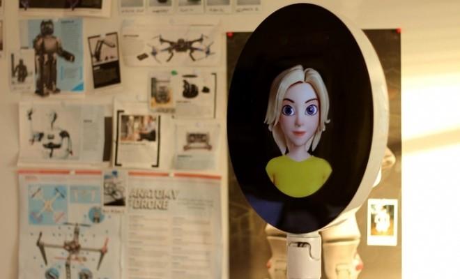 personal robot kickstarter