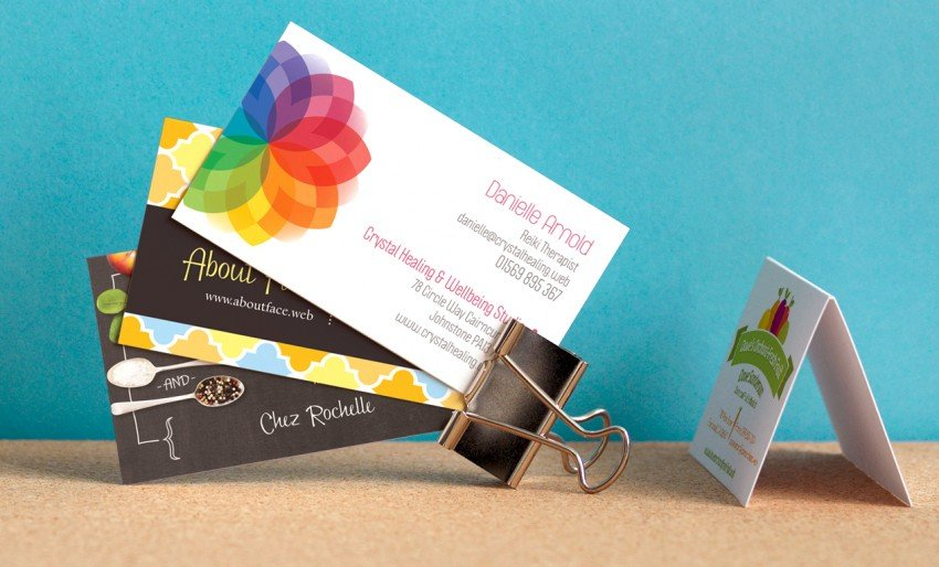 Vistaprint Business Cards They Offer More Than Free
