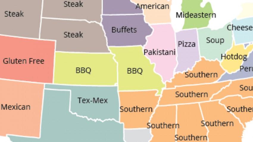 state's favorite food