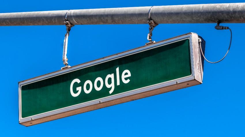 Google Trash Can