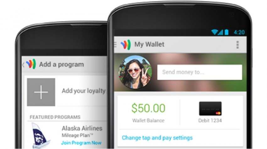 Your New Phone May Have the Google Wallet App Pre-Installed