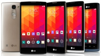 new lg phones