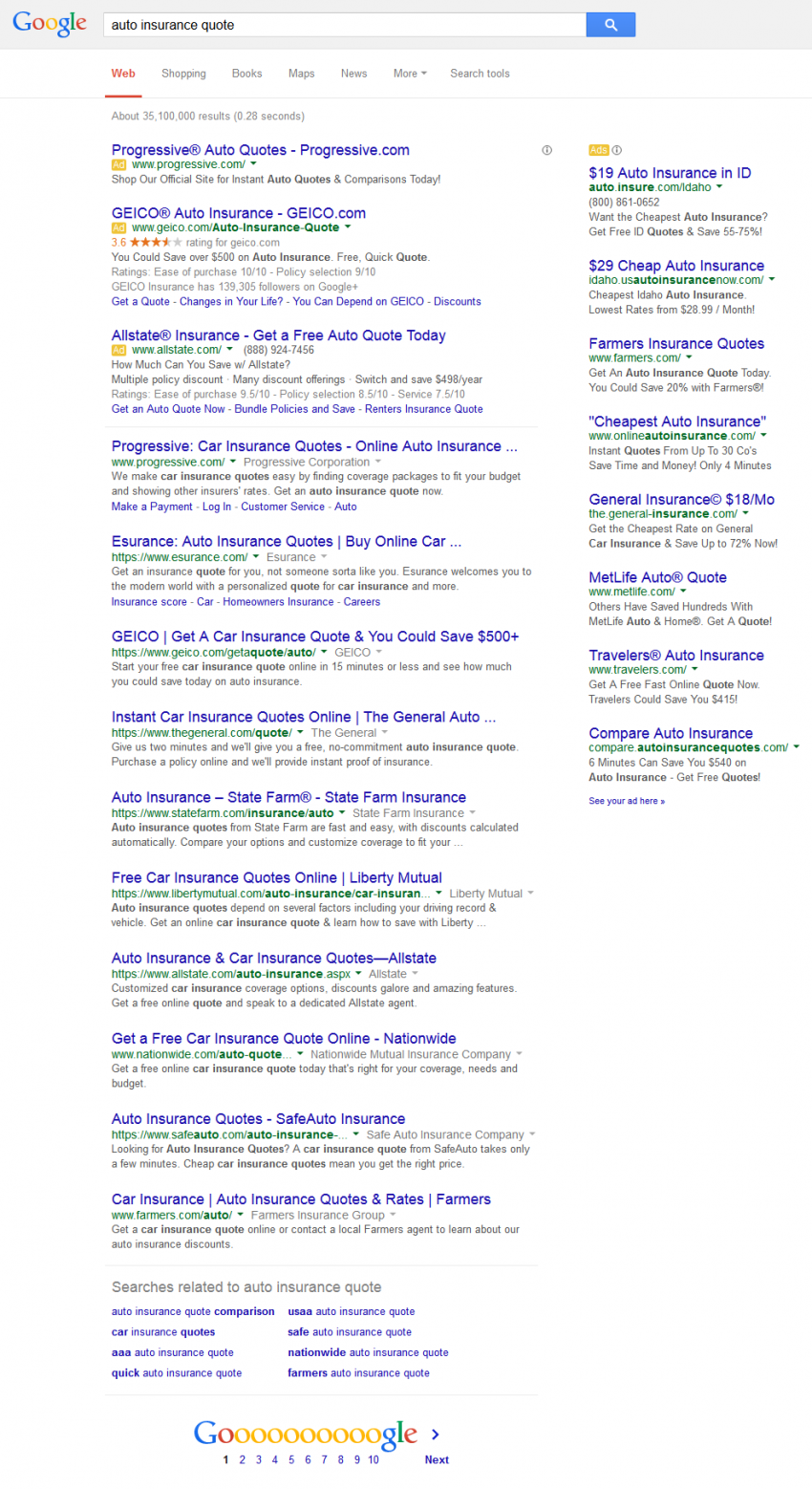 Typical-Google-SERP