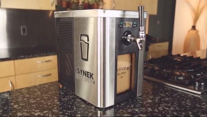 A Beer Keurig Machine Synek Draft System Is On Its Way