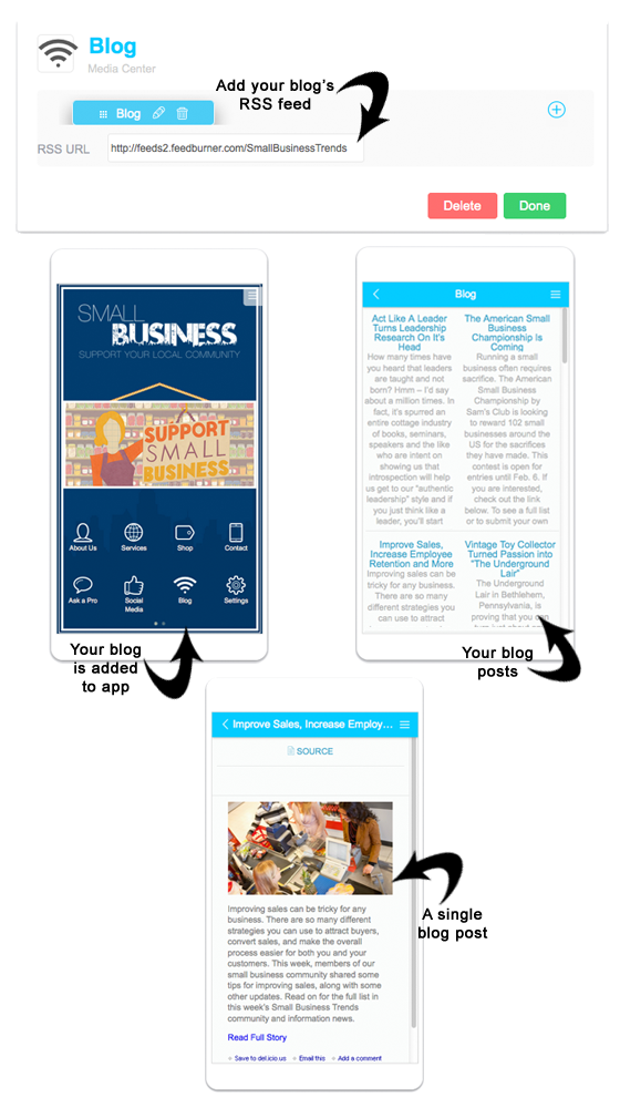 Turn Your Website Into an App