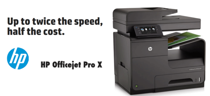 Officejet Pro X Series