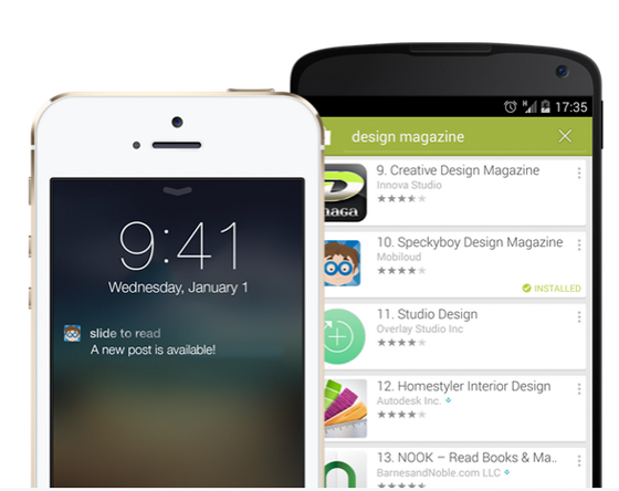 how to turn your website into a mobile app