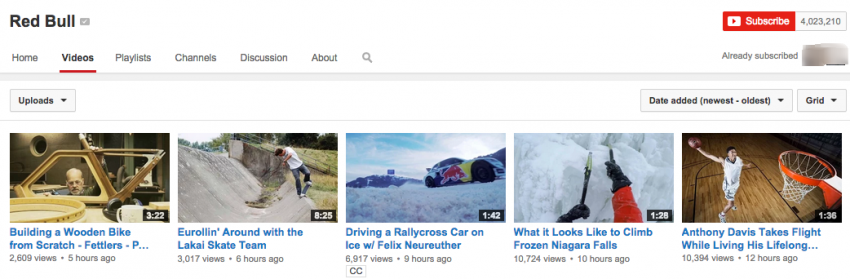 successful advertising campaigns youtube