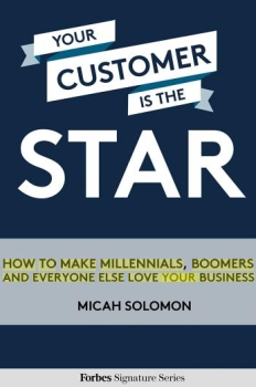 your customer is the star