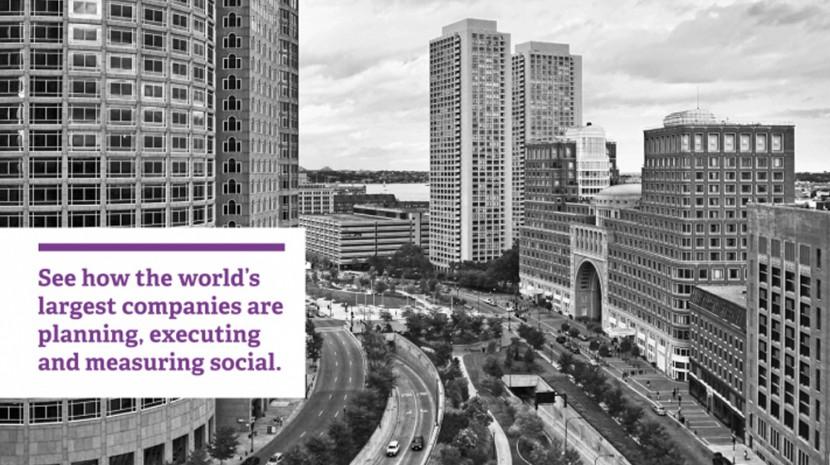 social marketing report 2014