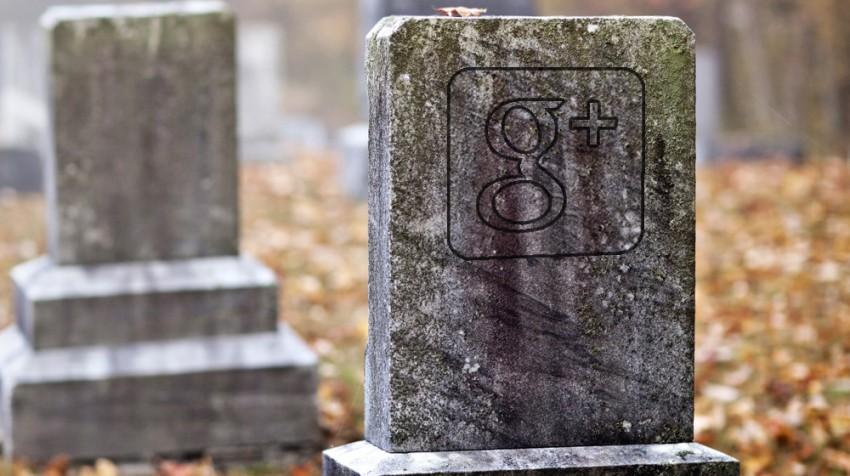 Death of Google Plus