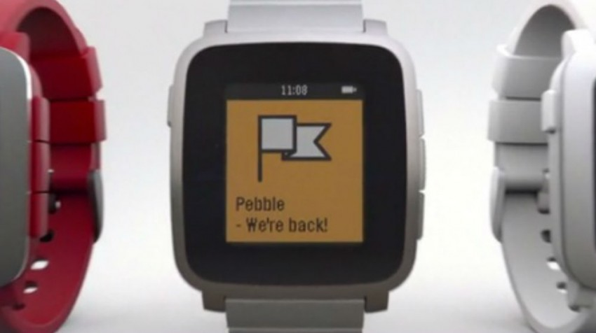 Pebble Makes Kickstarter History, Apple Unveils Future Tech