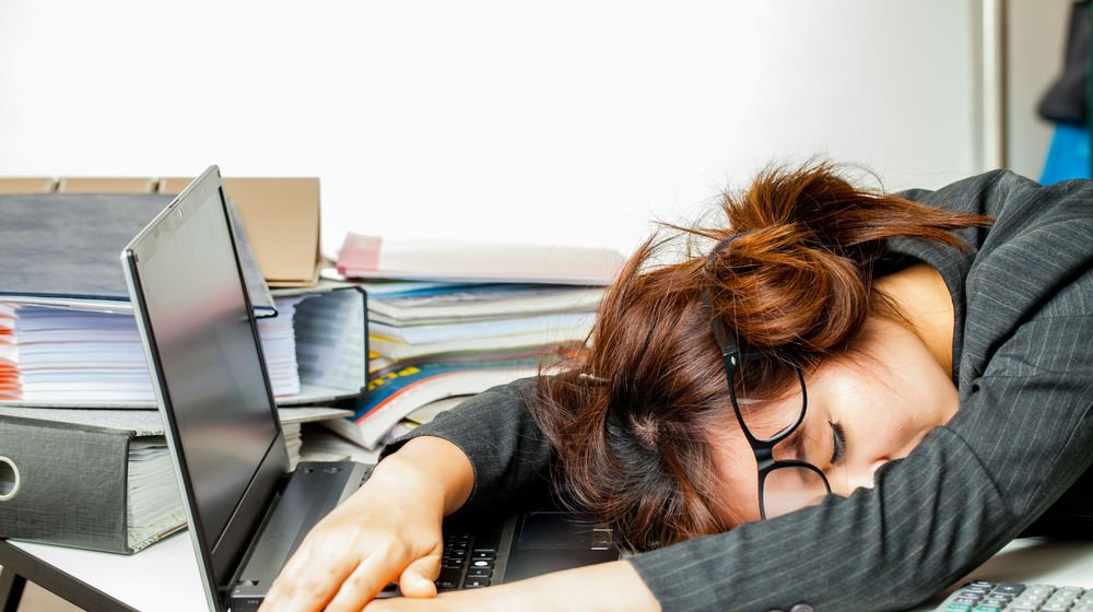 Are Your Employees Getting Enough Sleep? (And if Not, Why ...