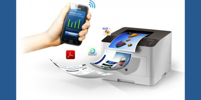 Xerox Phaser 6022 Prints Right From Your Mobile Device - Small