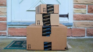 Amazon packagesEDIT