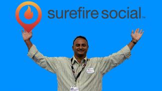 Shashi Bellamkonda Joins Surefire SocialEDIT