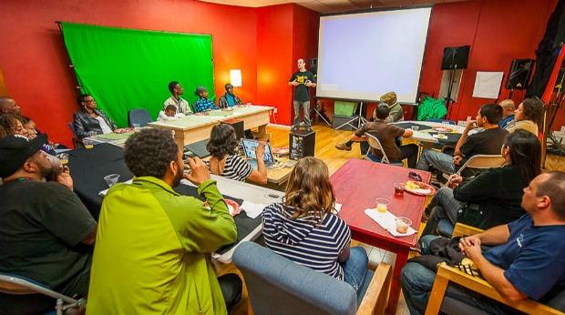 Oakland Program Helps Underprivileged Youth Start Businesses