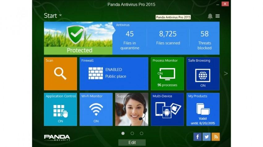 antivirus software options