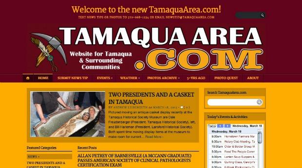 TamaquaArea