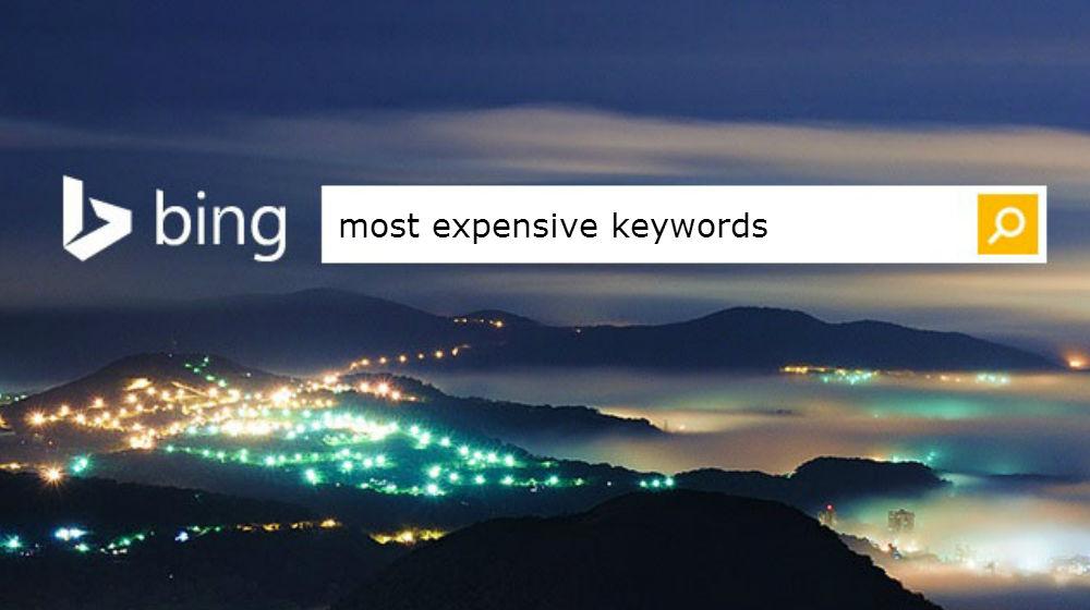 Bing Ads Keywords