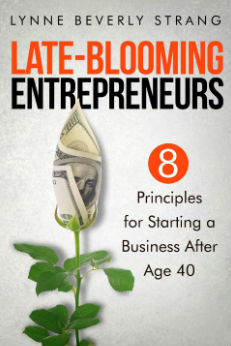 "If You're a Baby Boomer Looking to Start a Business, Read ""Late-Blooming Entrepreneurs"""