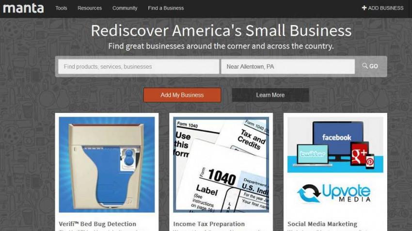 manta business directory