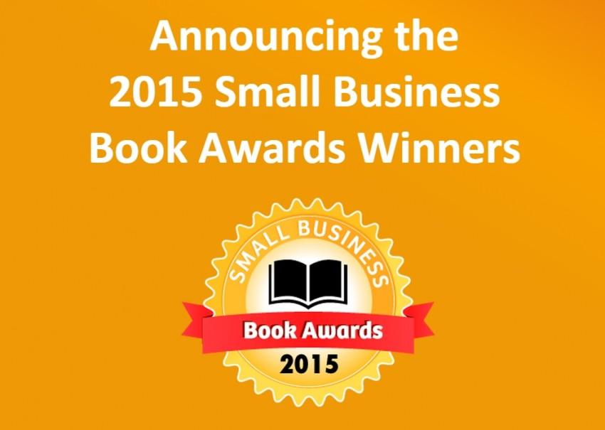 2015 Small Business Book Awards Winners