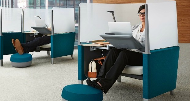 Brody From Steelcase Is A One Person Work Pod Small