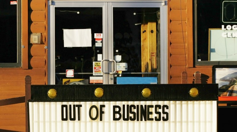 final out of business