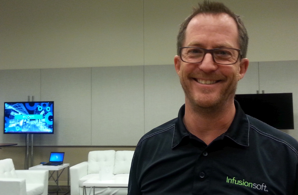 Greg Head of Infusionsoft on Systemizing a Small Business