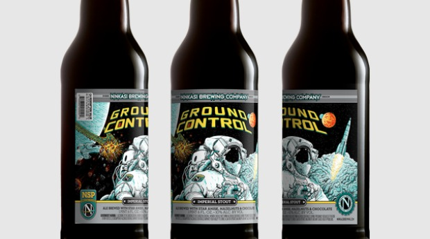 Ground Control Beer
