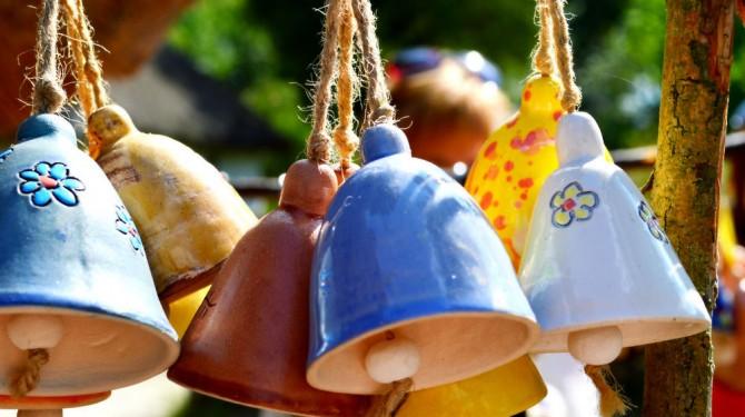 handmade bells