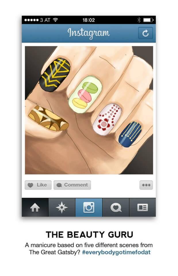 types of instagram photos