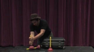 Mime-matics Combines Math and Miming