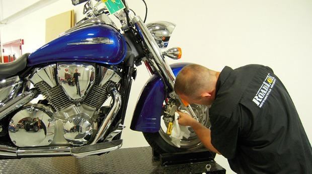 RoadLoK Motorcycle Immobilizer