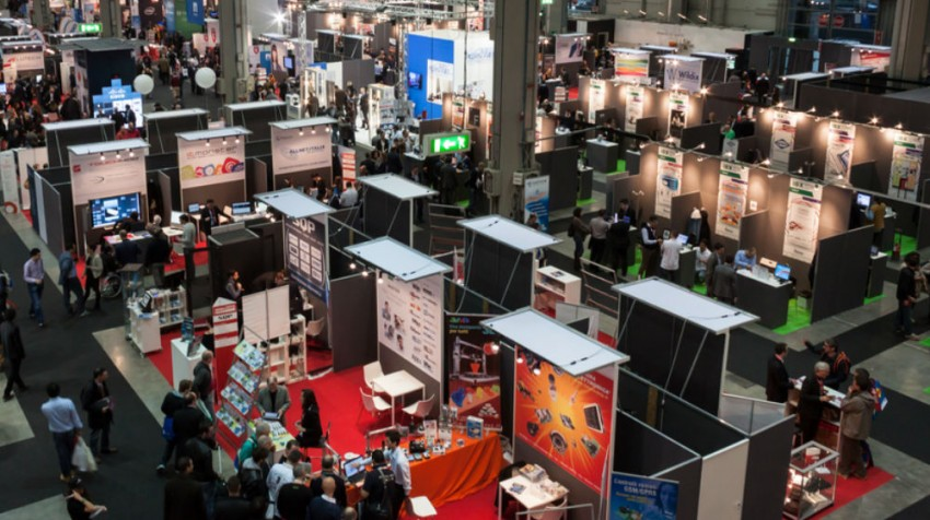 benefiting from trade shows