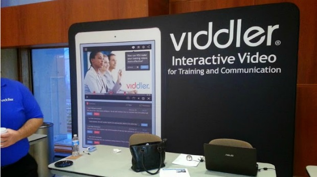 Viddler video training