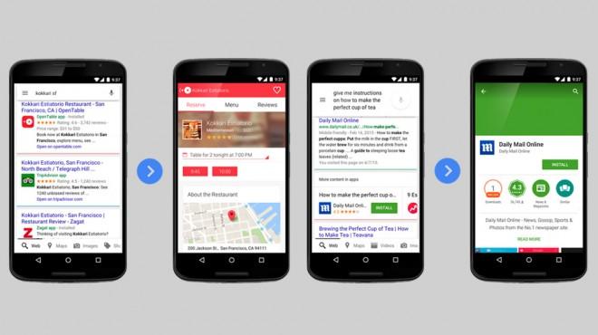 google app indexing ios