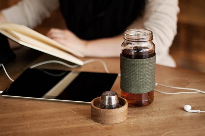 Imbue tea magnetic tea infuser