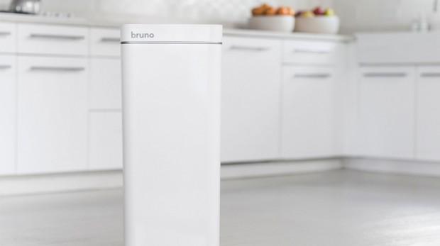 bruno smartcan kickstarter trash can vacuum