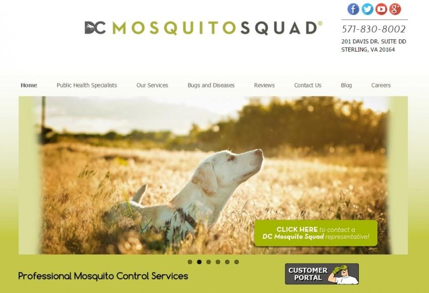 DC Mosquito Squad