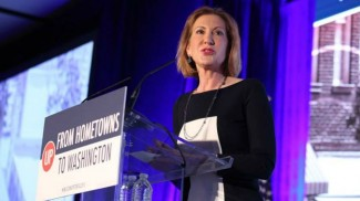 Carly Fiorina:  The Small Business Candidate for President?