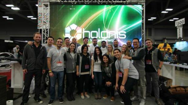 holonis online marketing dashboard
