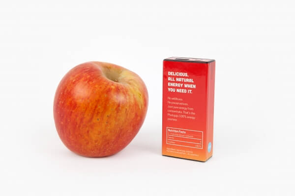 Apple Juice Power Pack juice box charger