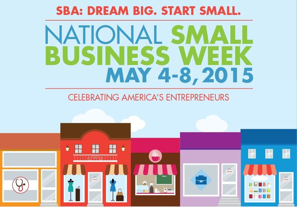 Monster List of Small Business Week Activities - Small