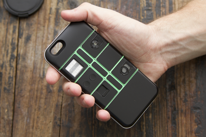 Nexpaq Modular Smartphone Case kickstarter
