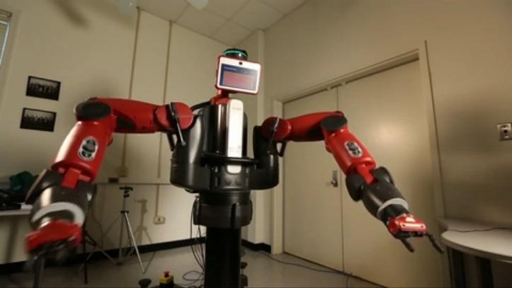 robot employees