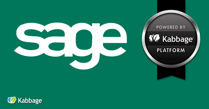 Sage Adds Kabbage to Small Business Service Recipe